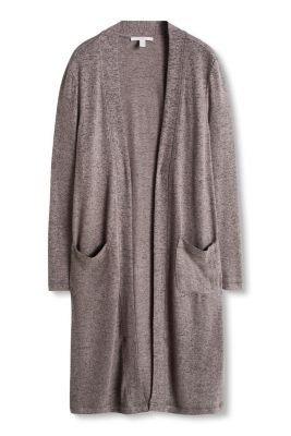 Manteau en doux jersey stretch