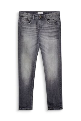 Stretchjeans heavy garmentwashed