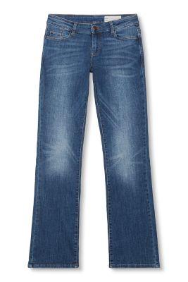 Pantalon bootcut stretch à 5 poches