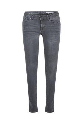 Basic jeans van stretchdenim