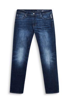 Jean 5 poches en denim stretch