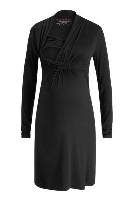 Robe d´allaitement en jersey stretch