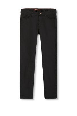Jean stretch coloré à taille ajustable