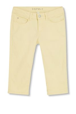 Pantacourt en jean stretch
