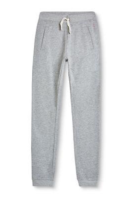 Pantalon molletonné 100 % coton